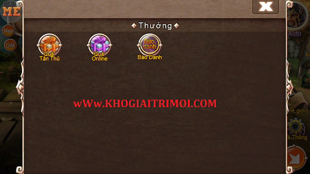 Hướng dẫn đăng ký miễn phí tài khoản game Thiên Thần Truyện