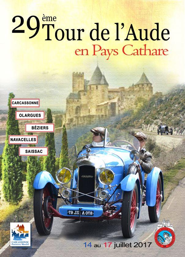 29° TOUR DE L'AUDE EN PAYS CATHARE