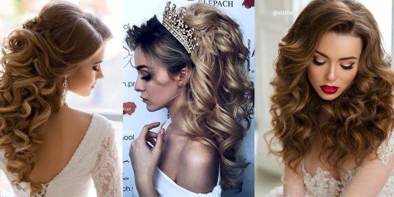Super Gorgeous Curly Formal Hairstyles!