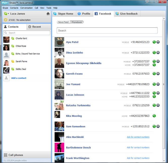 Download Skype Filehippo