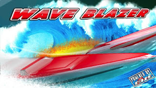 Wave Blazer HD S60v5 Mobile Game