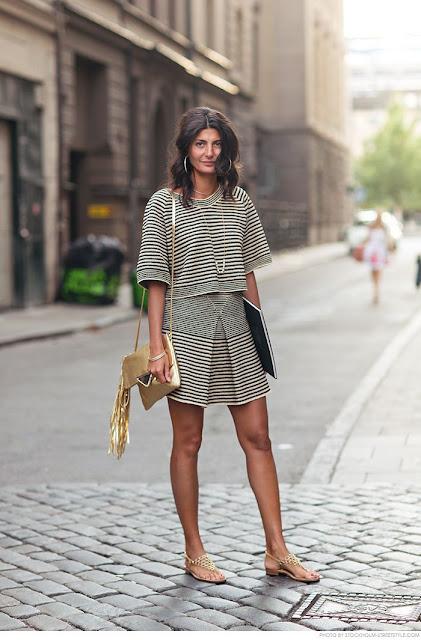 Sete dias sete looks das celebridades Giovanna Battaglia