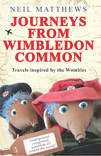 Journeys from Wimbledon Common