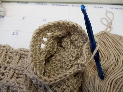 Free Crochet Pattern Tube Scarf ~ Dancox for .