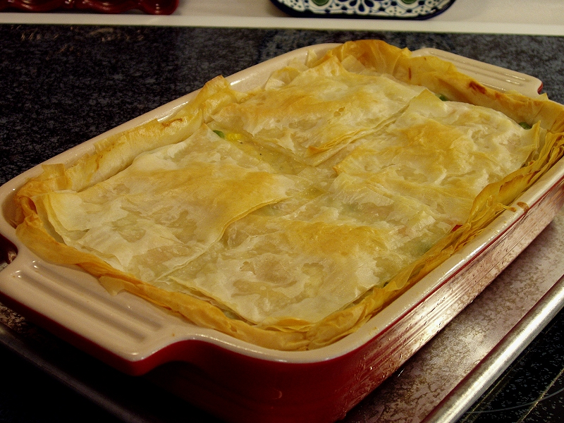 The Vegan Tummy: Vegan Vegetable Pot Pie