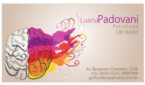 10 cartoes de visita criativos psicologia01 - 10 Cartões de Visita super criativos para Psicólogos