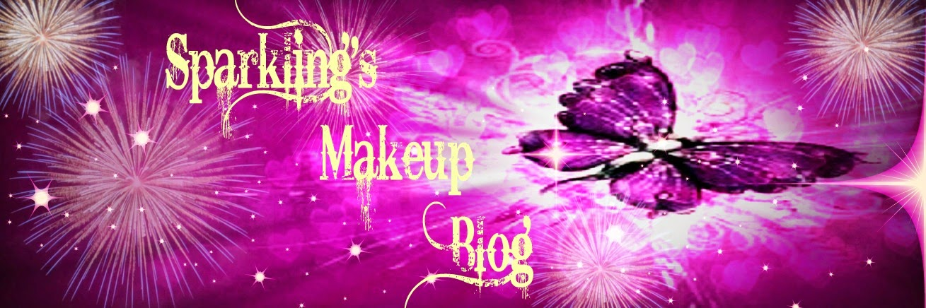 Sparklings Makeup Blog
