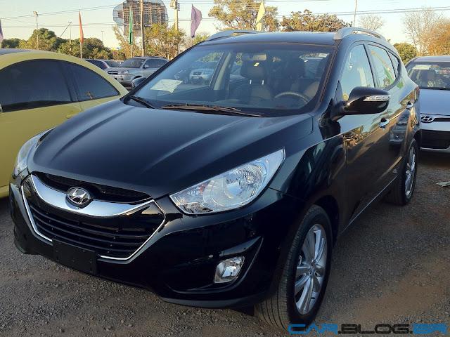 Hyundai ix35 2013 Flex - preta