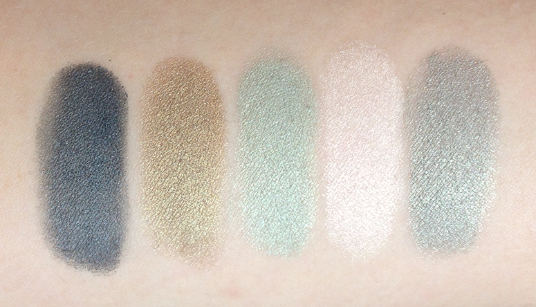 YSL Couture Palette - #02 Fauves, #08 Avant Garde, #09 Rose Baby Doll