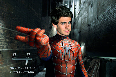 spiderman+4 billyinfo10 [Gambar] Pelakon Terbaru Spiderman 4   Andrew Garfield