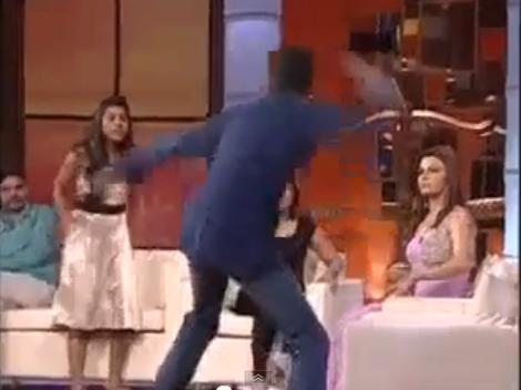 celebrity fights - The Bollywood Ticket