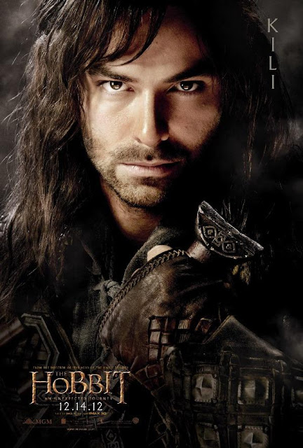 The Hobbit, character poster, kili