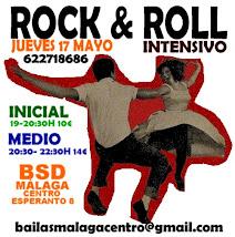JUEVES 17 DE MAYO, SUPER INTENSIVO DOS NIVELES  EN BSD MÁLAGA CENTRO.