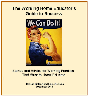 Working Home Educator's Guide