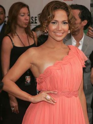 Jennifer Lopez Cocktail Ring