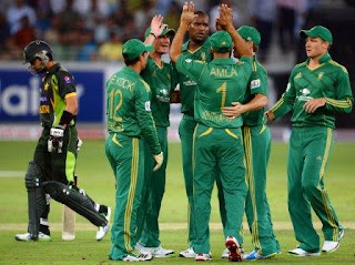 Pakistan vs South Africa 1st T20 2013 Scorecard, Pakistan vs South Africa 2013 match result,