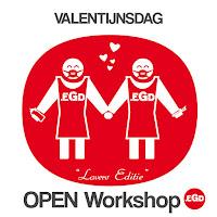 14/2 OpenWorkshop Lovers Editie