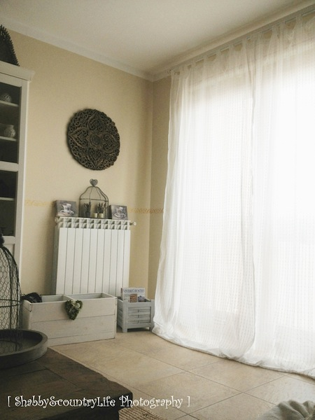 Shabby&CountryLife- new Curtains