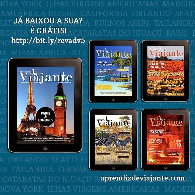 Revista de viagem