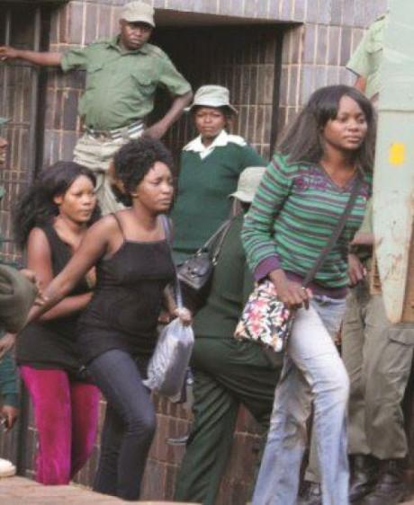 Zimbabwe women urged to report rape by soldiers - BBC News