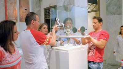 Επιχείρηση «Άρτεμις» μπροστά στους επισκέπτες