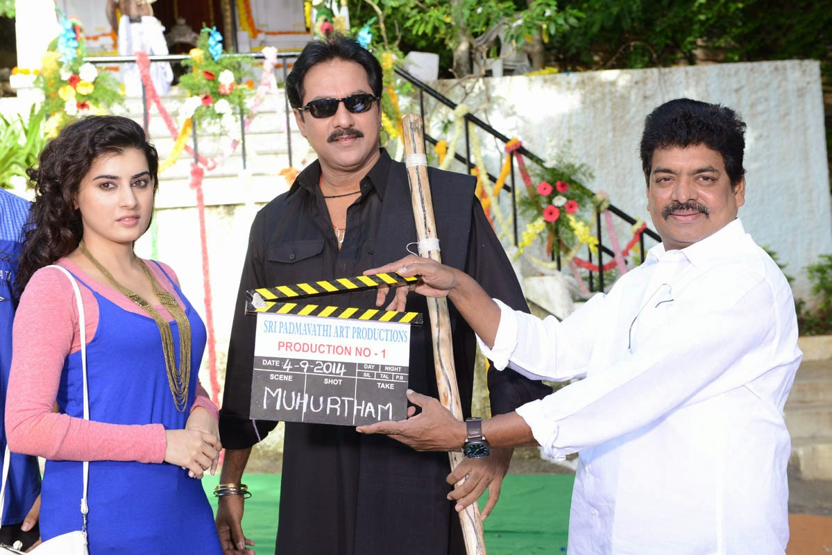 Padmavathi Art Productions new movie launch-HQ-Photo-7