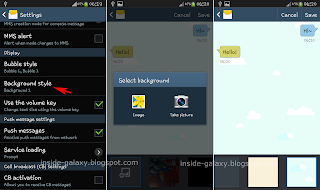 how to change voicemail on galaxy s4