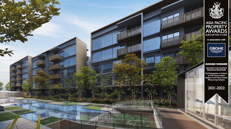 Property Advertisement - Watergardens @ Canberra for sale!
