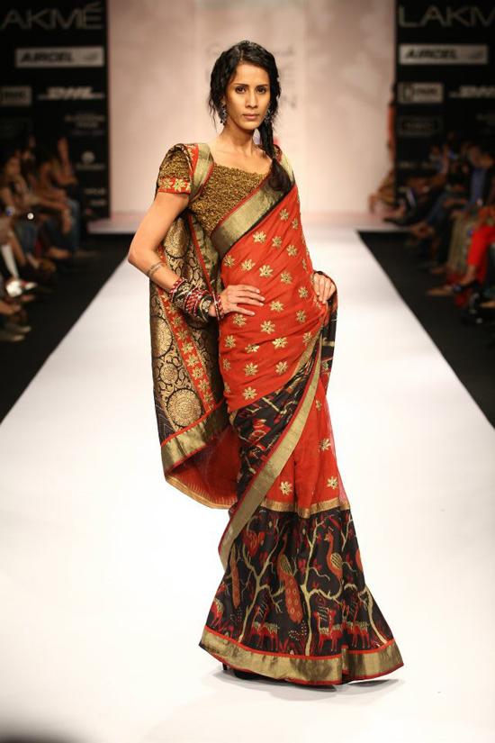 Lakme India Fashion Week 2012 Lakme Indian Fashion Show Summer 2012 Indian Fashion Clothing