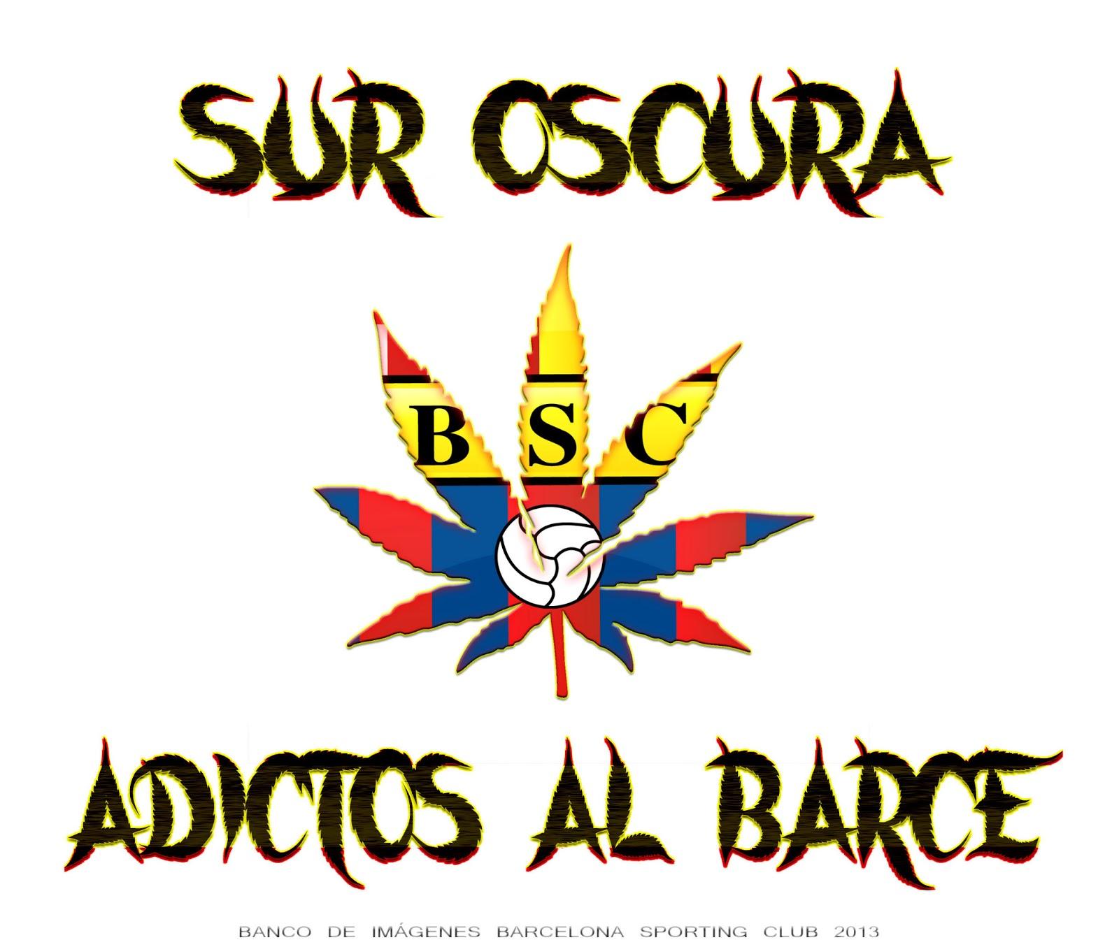 OSCURA ADICTOS AL BARCE   Banco de Imagenes de Barcelona Sporting Club