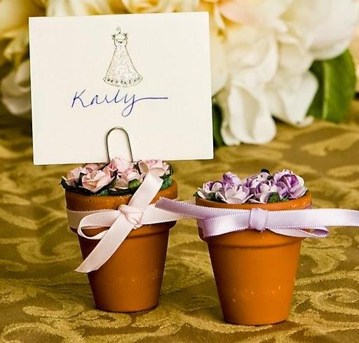 Wedding Place Flower Pot