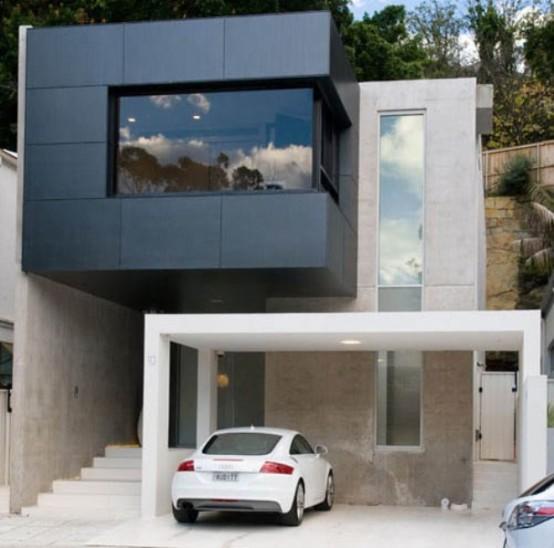 Desain Rumah 2 Lantai Minimalis Terbaik Sepanjang Masa
