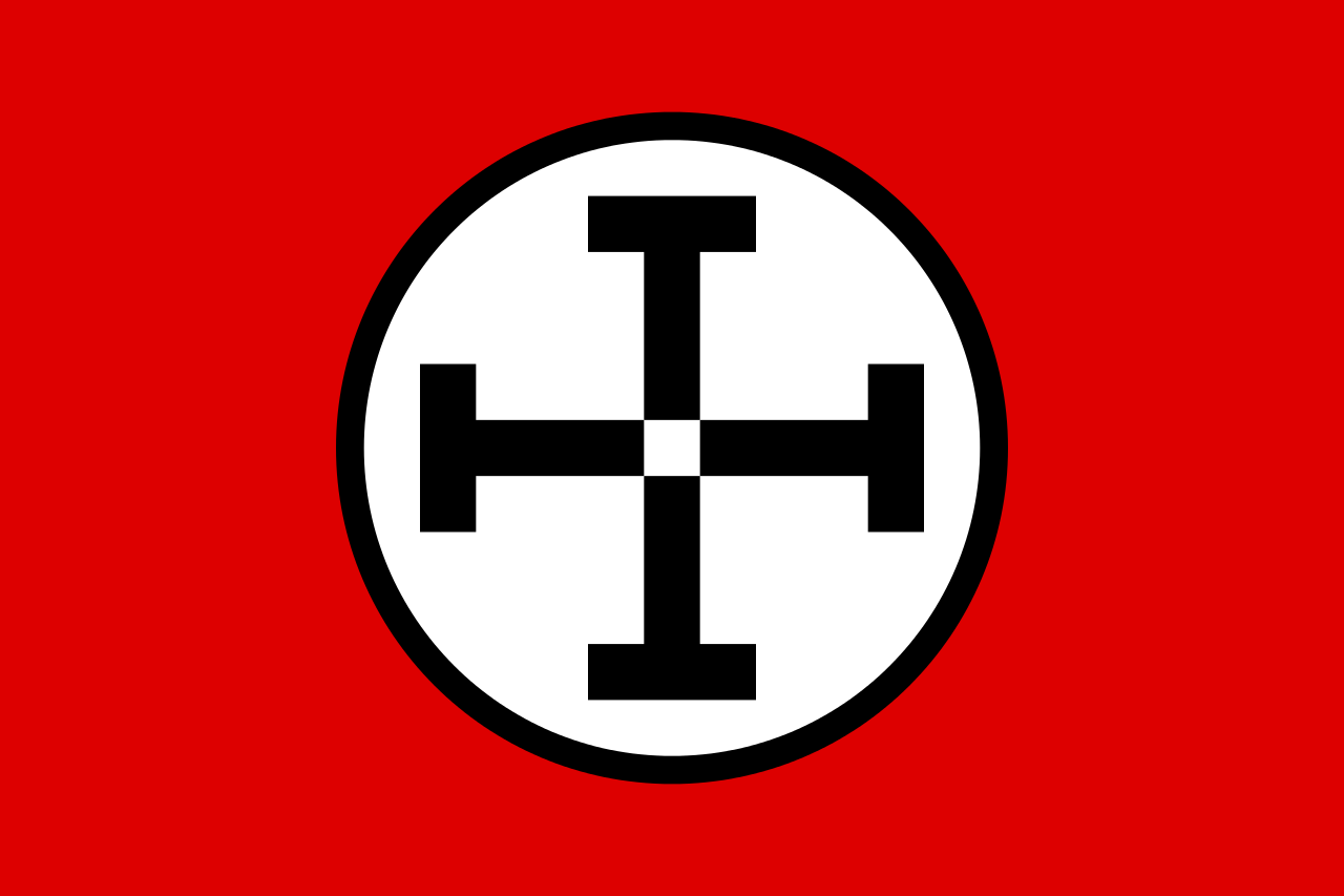 Equilibrium: Tetragrammaton Flag of Libria | A Constantly Racing Mind