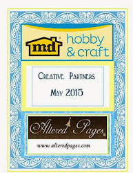 md hobby & craft and Altered Pages