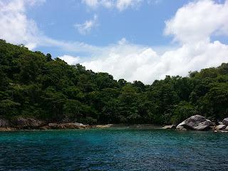 Racha Noi Island - Thailand