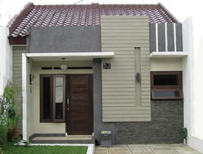 contoh desain rumah mungil minimalis desain rumah minimalis