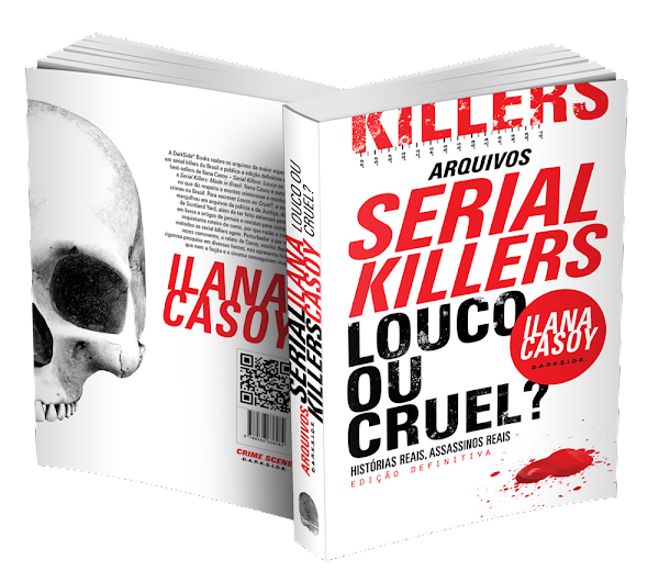Confira as edições definitivas de Serial Killers: Louco ou Cruel? e Serial Killers: Made in Brazil