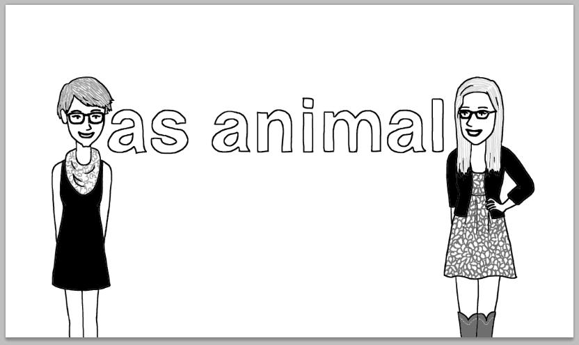 as animal