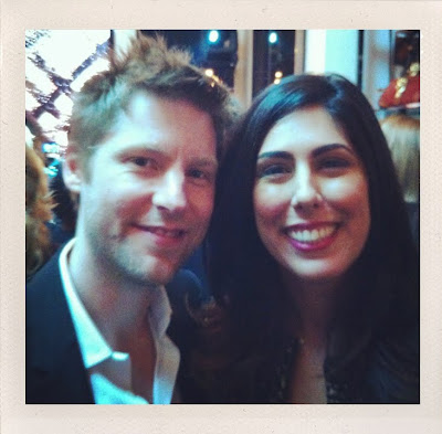Fashion Junkie with Mr Christopher Bailey