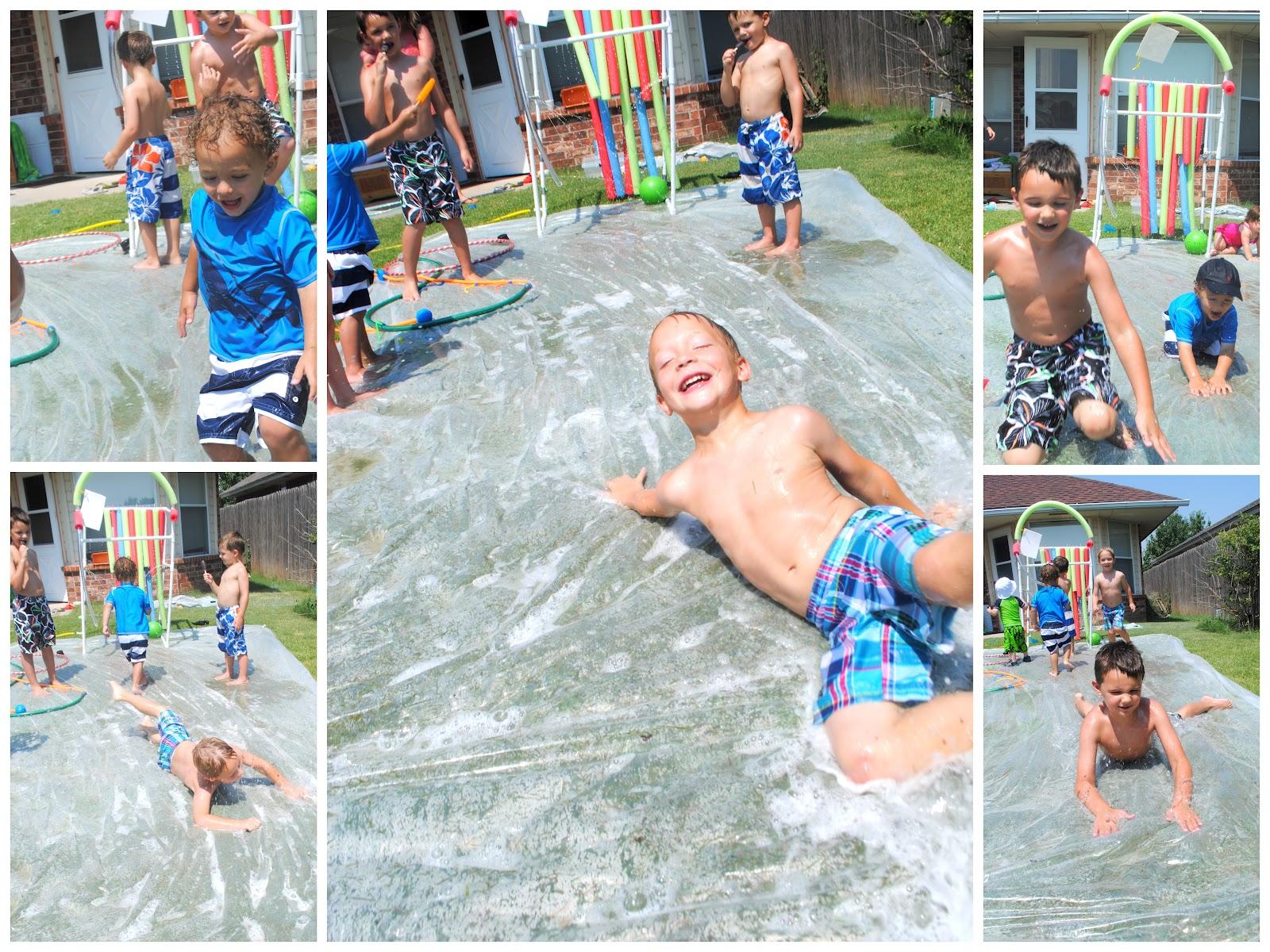 diy sprinklers all for the boys