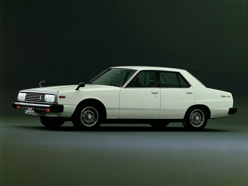 Nissan Skyline, EGC211, C210, 280DGT, Diesel, LD28, JDM, japoński samochód, najszybszy diesel, nostalgic, retro, old, klasyczny, auto