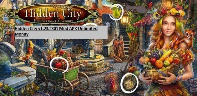 Hidden City v1.23.2301 Mod APK Unlimited Money