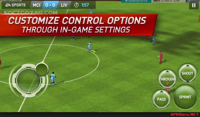 FIFA 16: Ultimate Team v3.2.113645 Latest design APK+OBB Data