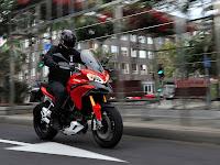 2012 Ducati Multistrada 1200S Sport Gambar Motor 2