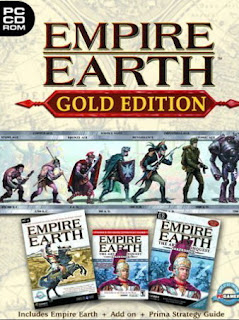 Empire Earth Gold Edition (Full Version)