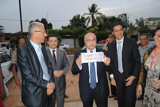 Tunisair Ouagadougou inaugural flight