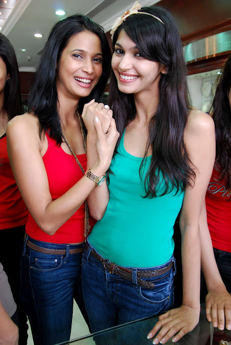 femina miss india finalist at maya store photo gallery