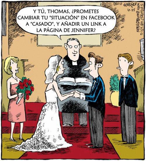 El matrimonio hoy en día (Humor)