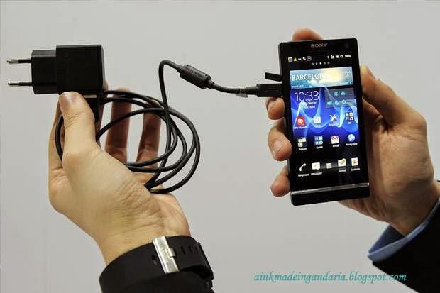 Bagaimana charge smartphone Yang Benar.