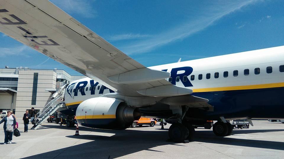 Ryanair: elenco voli cancellati da lunedì 25 settembre a sabato 28 ottobre